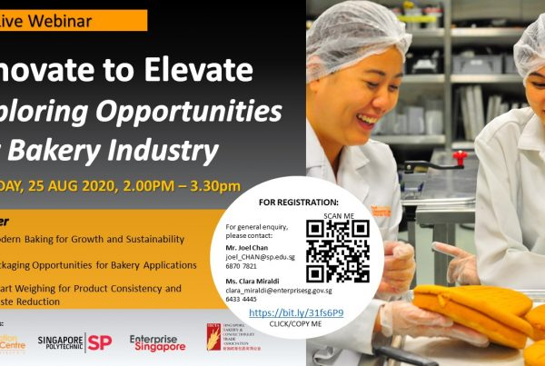 Past Event : Innovate to Elevate - Exploring Opportunities for Bakery Industry - EDM FIRC Bakery 2020 Jpeg