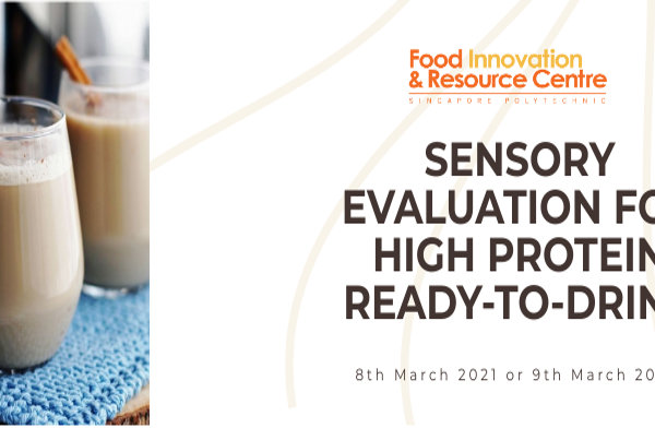 [OPEN NOW] Sensory Tasting of High Protein Ready-to-Drink Beverages - Sensory For High Protein RTD